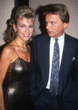 Pat Sajak,Vanna White Photo - Adam Scull Stock - Archival Pictures - PHOTOlink - 104014