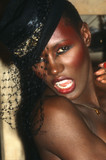 Grace Jones Photo - Adam Scull Stock - Archival Pictures - PHOTOlink - 104573