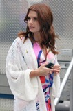 Ed Westwick,JoAnna Garcia,Chase Crawford,Leighton Meester,THE SET,Chace Crawford Photo - Gossip Girl - Archival Pictures - PHOTOlink - 106054