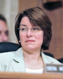 Amy Klobuchar Photo - United States Senator Amy Klobuchar (Democrat of Minnesota) listens to the opening remarks during the US Senate Committee on Environment and Public Works hearing entitled Economic and Environmental Impacts of the Recent Oil Spill in the Gulf of Mexico  in Washington DC on Tuesday May 11 2010Photo by Ron Sachs-CNP-PHOTOlinknet