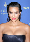 Photos From Kim Kardashian at Hakkasan Nightclub