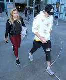 Photo - Photo by wilburstarmaxinccomSTAR MAX2016ALL RIGHTS RESERVEDTelephoneFax (212) 995-119663016Brooklyn Beckham and Chloe Grace Moretz are seen in Los Angeles CA
