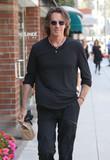 Photos From Paris Hilton, Rick Springfield in Los Angeles