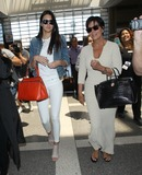 Photo - Photo by MCRFstarmaxinccomSTAR MAX2014ALL RIGHTS RESERVEDTelephoneFax (212) 995-119673114Kendall Jenner and Kris Jenner are seen at LAX(Los Angeles CA)