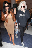 Photo - Photo by KGC-173starmaxinccomSTAR MAX2015ALL RIGHTS RESERVEDTelephoneFax (212) 995-11968315Kim Kardashian is seen at LAX Airport(Los Angeles CA)