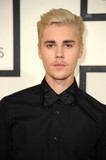 Justin Bieber Photos - Photo by PlutostarmaxinccomSTAR MAX2015ALL RIGHTS RESERVEDTelephoneFax (212) 995-119621516Justin Bieber at The 58th Grammy Awards(Los Angeles CA)