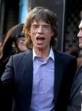 Photo - Photo by Dennis Van Tinestarmaxinccom2014ALL RIGHTS RESERVEDTelephoneFax (212) 995-119672114Mick Jagger at the premiere of Get On Up(NYC)