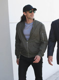 Photos From Adrien Brody is seen in Los Angeles, CA