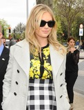 Photos From Kate Upton is seen in London, England