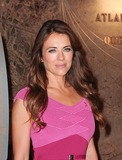 Photos From Elizabeth Hurley visits the Empire State Building