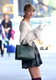 Taylor Swift Photos - Photo by KGstarmaxinccomSTAR MAX2014ALL RIGHTS RESERVEDTelephoneFax (212) 995-119691614Taylor Swift is seen in New York City(NYC)