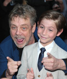 Photos From Mark Hamill and Jacob Tremblay at the premiere of