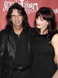 Alice Cooper Photo - Alice Cooper and his wife Sheryl at Spike TVs Scream 2007 (Los Angeles CA)