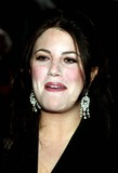 Monica Lewinsky Photo - Monica Lewinsky Arriving at the Opening Night Performance of Enchanted April at the Belasco Theatre in New York City on April 29 2003 Photo by Henry McgeeGlobe Photos Inc 2003