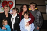 Kelly ODonnell Photo - Rosie ODonnell Kelli kids4898JPGNYC  011910Rosie ODonnell with former partner Kelli ODonnell and their 4 kids Parker ODonnell (14 12 years old) Chelsea ODonnell (12 12) Blake ODonnell (9 years old) and Vivienne ODonnell (7 years old) at a screening of her new HBO documentary A Family Is a Family Is a Family A Rosie ODonnell Celebration at the HBO officesDigital Photo by Adam Nemser-PHOTOlinknet