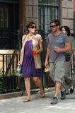 Jake Gyllenhaal,Maggie Gyllenhaal,Maggies Gyllenhaal Photo - NY CANDIDS