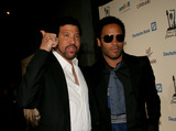 Lenny Kravitz Photo - Lionel Richie and Lenny Kravitz at the 2006 Cipriani Deutsche Bank Concert Series Benefiting amfAR