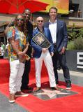 Photos From Pitbull Hollywood Star Ceremony