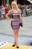 Liz McClarnon,THE ROCK Photo - Rock Of Ages Premiere