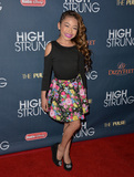 Ari Lopez Photo - Ari Lopez at the premiere for High Strung at the TCL Chinese 6 Theatres HollywoodMarch 29 2016  Los Angeles CAPicture Paul Smith  Featureflash