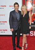 Sheryl Berkoff Photo - Rob Lowe  wife Sheryl Berkoff at the world premiere of his movie Sex Tape at the Regency Village Theatre WestwoodJuly 10 2014  Los Angeles CAPicture Paul Smith  Featureflash