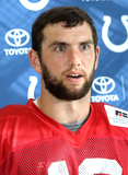 Photos From Indianapolis Colts Press Conference