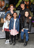 Monica Galetti Photos - London UK Monica Galetti and guests  at A VIP Screening of Teenage Mutant Ninja Turtles - Out Of The Shadows held at Vue Westend Leicester Square London on Sunday 29 May 2016 Ref LMK392-60613-300516Vivienne VincentLandmark Media WWWLMKMEDIACOM