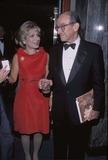 Andrea Mitchell Photo - Alan Greenspan with Andrea Mitchell 10-28-1997 K10286jkel Photo by James M Kelly-Globe Photos Inc