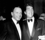 Dean Martin Photo - Frank Sinatra with Dean Martin in Hollywood 1960s Photo by Photo Trends-Globe Photos Inc