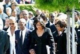 Johnnie L. Cochran,Johnnie Cochran Photo - Funeral of Johnnie L Cochran Jr