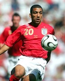 Aaron Lennon Photo - England V Jamaica Old Trafford Manchester 06-03-2006 Phto by Paul Mcfegan-allstar-Globe Photos Inc 2006 Aaron Lennon