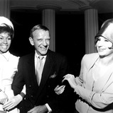 Astaire,Fred Astaire,Diahann Carroll,Barbra Streisand,Diahann Carrol Photo - Archival Pictures - Globe Photos - 71962