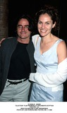 Amy Brenneman,Brad Silberling Photo - Archival Pictures - Globe Photos - 88652
