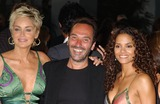 Miranda!,Sharon Stone,Pitof,Halle Berry Photo - Catwoman World Premiere