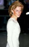 Princess Diana Photos - 6-13-1989  Licence to Kill  Premiere in London Princess Diana Photo Byrichard Pelham-alpha-Globe Photos Inc 1989