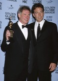 Ben Affleck,Harrison Ford Photo - Archival Pictures - Globe Photos - 80211