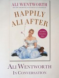 Photos From Ali Wentworth Book Signing-east Hampton, NY