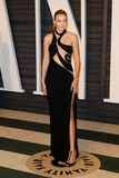 Wallis Annenberg,Gigi Hadid Photos - Gigi Hadid attends the Vanity Fair Oscar Party at Wallis Annenberg Center For the Performing Arts in Beverly Hills Los Angeles USA on 22 February 2015 Photo Alec Michael