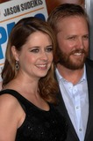 James Gunn,Jenna Fischer Photo - Los Angeles Premiere of Warner Broshall Pass