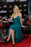 Renee Olstead Photo - Disney Premieres Marvels the Avengers