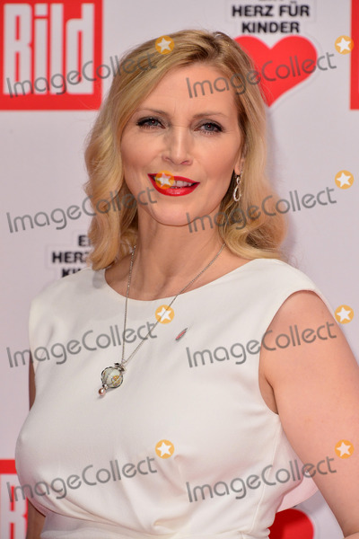 Nadja Auermann Photo - Nadja Auermann (Top-Model) attending the Ein Herz fuer Kinder 2013 TV Charity Gala in in the hanger of the Tempelhof airport in Berlin Germany 07122013 Credit Timmface to face