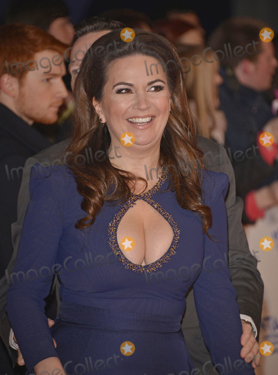 Debbie Rush Photo - LONDON ENGLAND - JANUARY 22 Debbie Rush at the National Television Awards at 02 Arena on January 22 2014 in London England CAPPLPhil LoftusCapital Picturesface to face- Germany Austria Switzerland and USA rights only -
