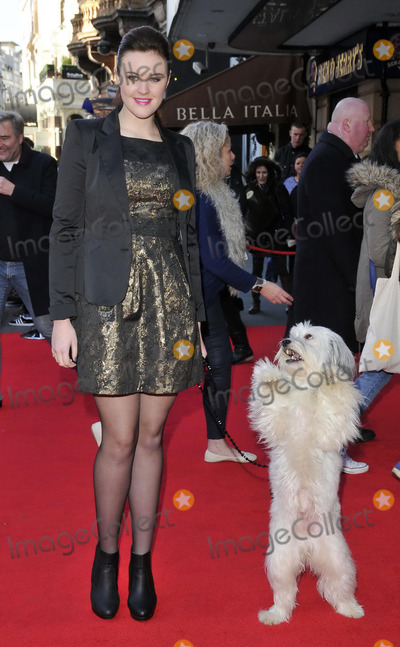 Ashleigh Butler Photo - LONDON ENGLAND - FEBRUARY 01 Ashleigh Butler  Pudsey attend the Mr Peabody  Sherman 3D VIP gala screening Vue West End cinema Leicester Square on Saturday February 01 2014 in London England UKCAPCANCan NguyenCapital Picturesface to face- Germany Austria Switzerland and USA rights only -