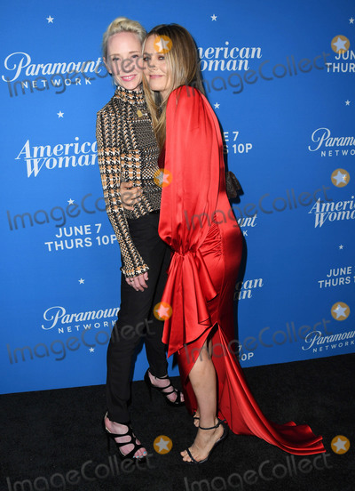 Ann Heche Photo - 31 May 2018 - Hollywood California - Anne Heche American Woman Premiere Party held at Chateau Marmont Photo Credit Birdie ThompsonAdMedia