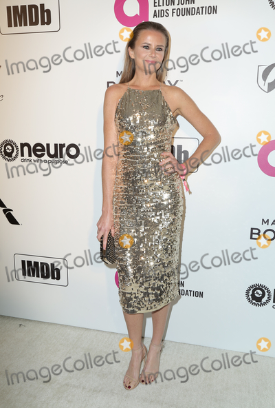 Daniela Hantuchova Photo - 24 February 2019 - West Hollywood California - Daniela Hantuchova 27th Annual Elton John Academy Awards Viewing Party held at West Hollywood Park Photo Credit PMAAdMedia