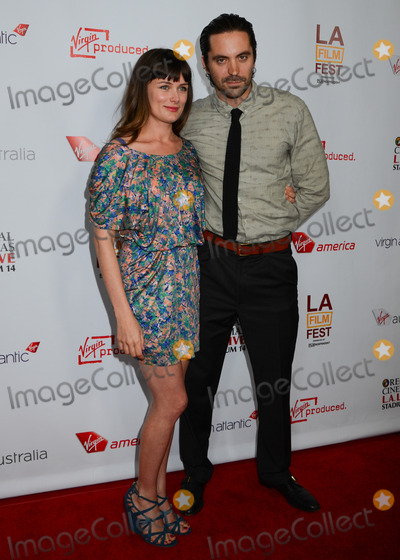 Kat Coiro Photo - 11 June 2012 - Los Angeles California - Kat Coiro Rhys Coiro Departure Date Premiere during the 2012 Los Angeles Film Festival is a short film from Virgin America Virgin Atlantic Virgin Australia and a Virgin Produced film at 35000 feet held at Regal Cinemas LA LIVE Photo Credit Birdie ThompsonAdMedia