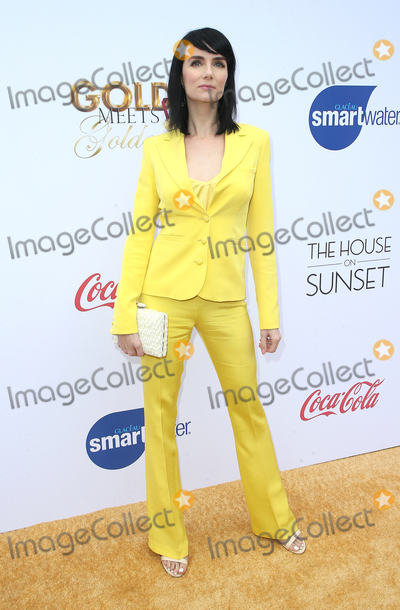 Nadia Comaneci Photo - 05 January 2019 - West Hollywood California - Victoria Summer 6th Annual Gold Meets Golden Party Hosted by Nicole Kidman and Nadia Comaneci held at the House on Sunset Photo Credit Faye SadouAdMedia
