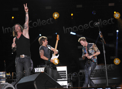Brian Kelley Photo - 07 June 2014 - Nashville Tennessee - Keith Urban Brian Kelley Tyler Hubbard Florida Georgia Line 2014 CMA Music Festival Nightly Concert held at LP Field Photo Credit Laura FarrAdMedia