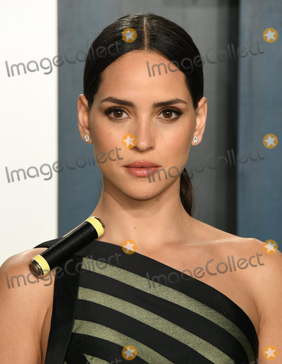 Adria Arjona Photo - 09 February 2020 - Los Angeles California - Adria Arjona 2020 Vanity Fair Oscar Party following the 92nd Academy Awards held at the Wallis Annenberg Center for the Performing Arts Photo Credit Birdie ThompsonAdMedia