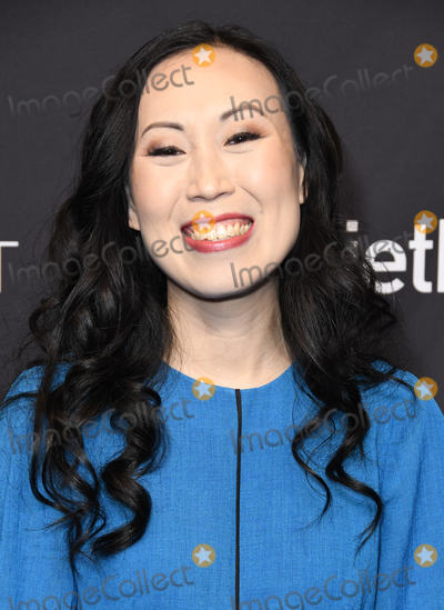 Angela Kang Photo - 22 March 2019 - Hollywood California - Angela Kang 2019 PaleyFest LA - AMCs The Walking Dead held at The Dolby Theater Photo Credit Birdie ThompsonAdMedia